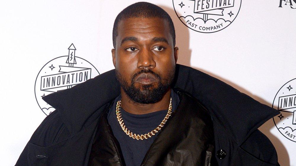 Kanye West à New York en 2019