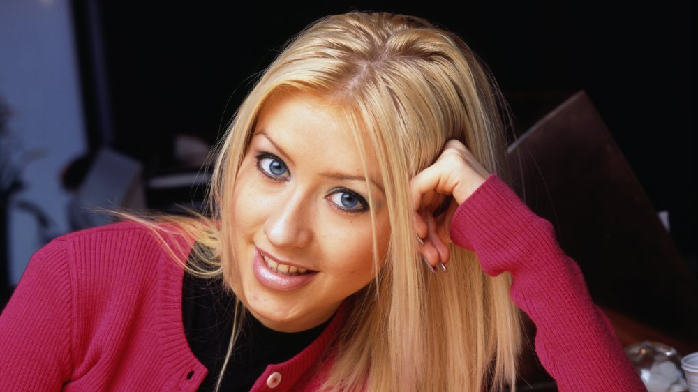 Christina Aguilera vers 1995