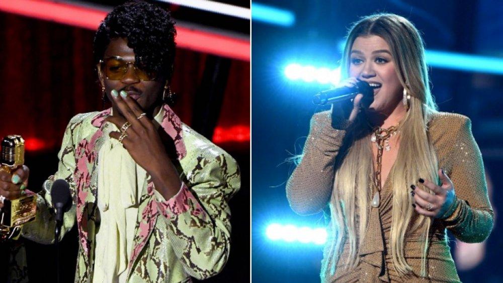 Lil Nas X et Kelly Clarkson