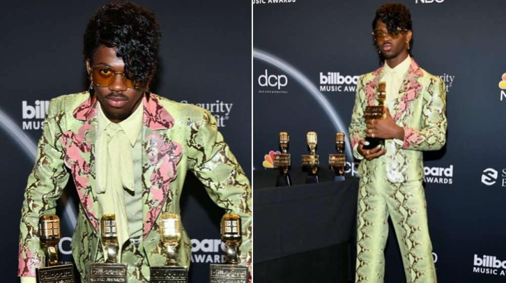 Lil Nas X aux Billboard Music Awards 2020