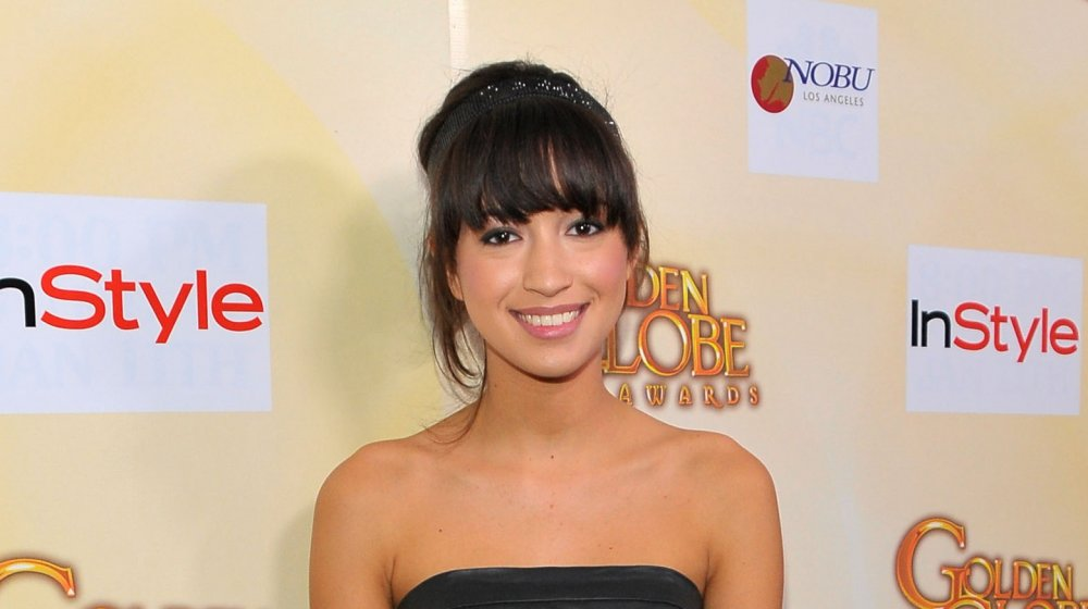 Christian Serratos à la HFPA Salute to Young Hollywood Party