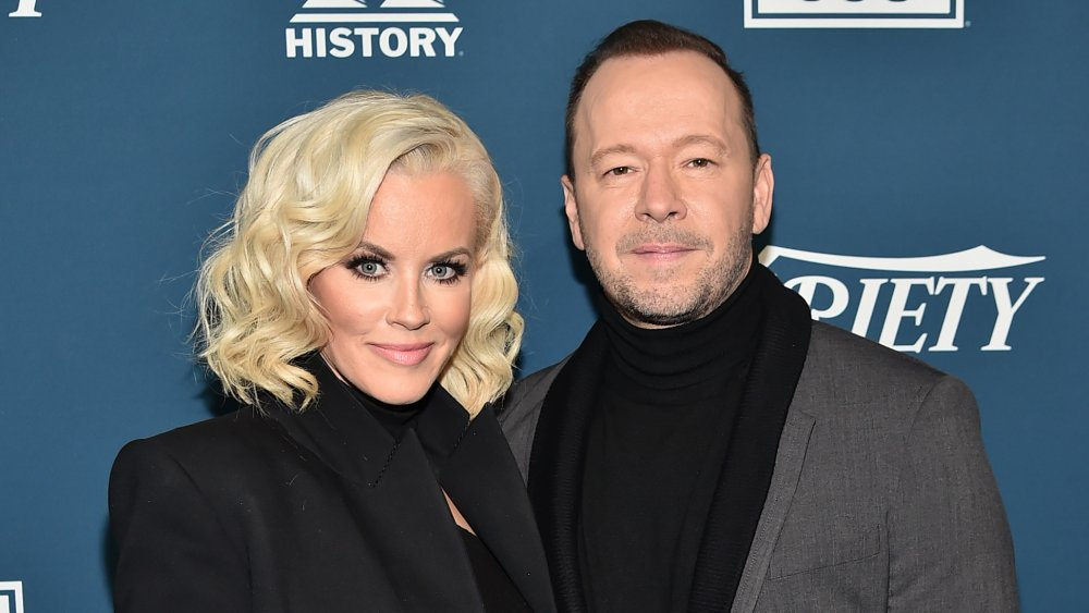 Jenny McCarthy et Donnie Wahlberg