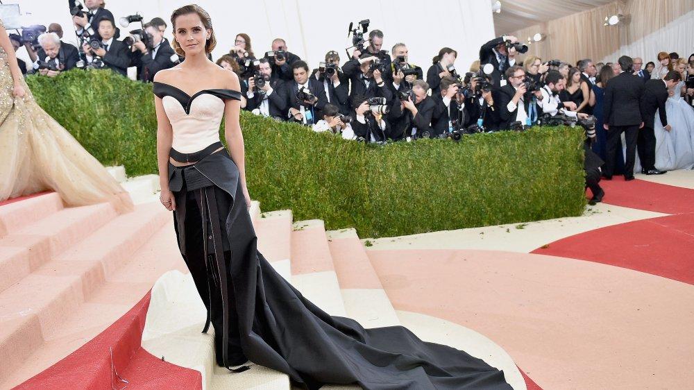 Emma Watson au gala du Met 2016