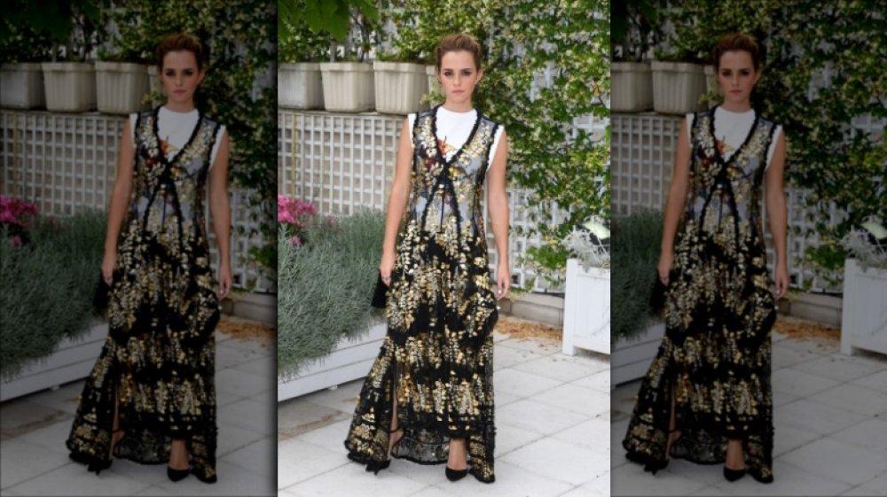 Emma Watson au photocall de Paris 2017 pour The Circle