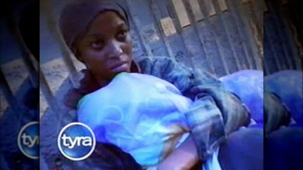 Tyra Banks fait semblant d'être sans abri