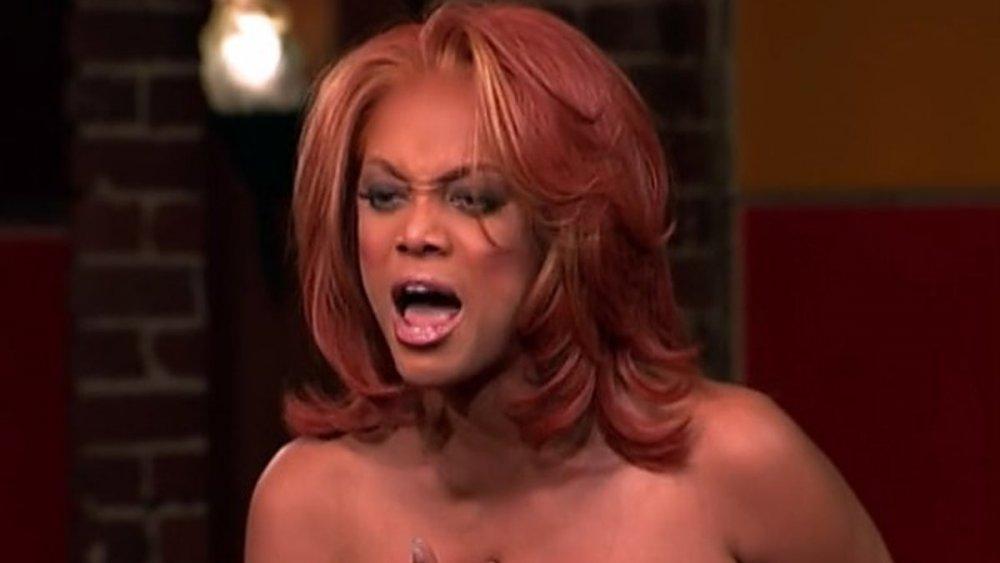 """Tyra Banks et son tristement célèbre """"Je t"""
