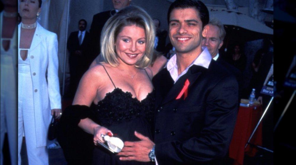 Kelly Ripa et Mark Consuelos au Soap Opera Digest Awards en 1997