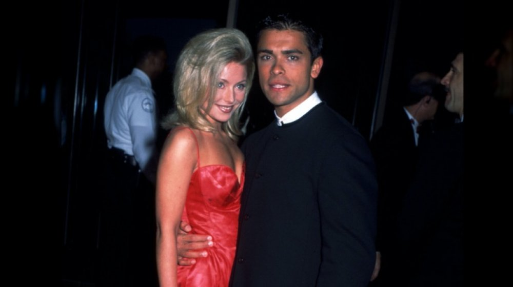 Kelly Ripa et Mark Consuelos aux Soap Opera Digest Awards en 1996