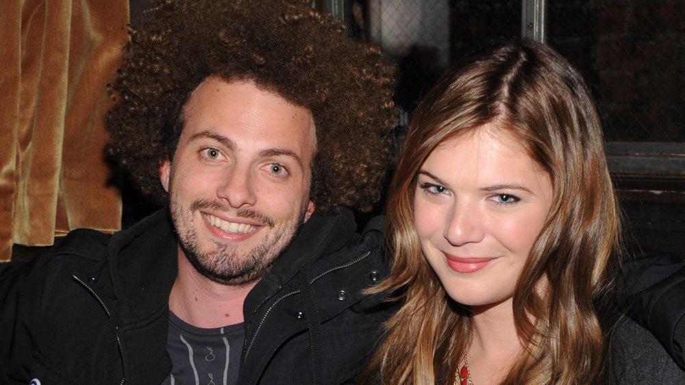 Justin Miner et Kate Miner à la première de Meskada en 2010