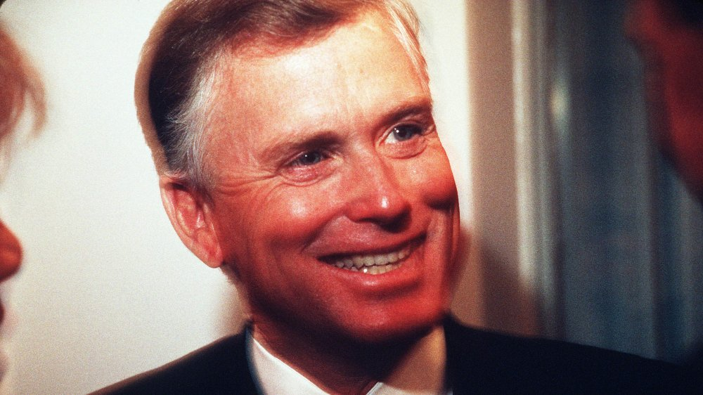 Dan Quayle souriant