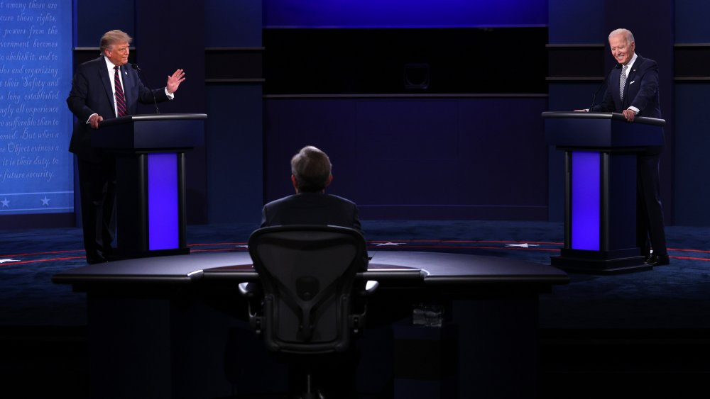Débat Donald Trump et Joe Biden