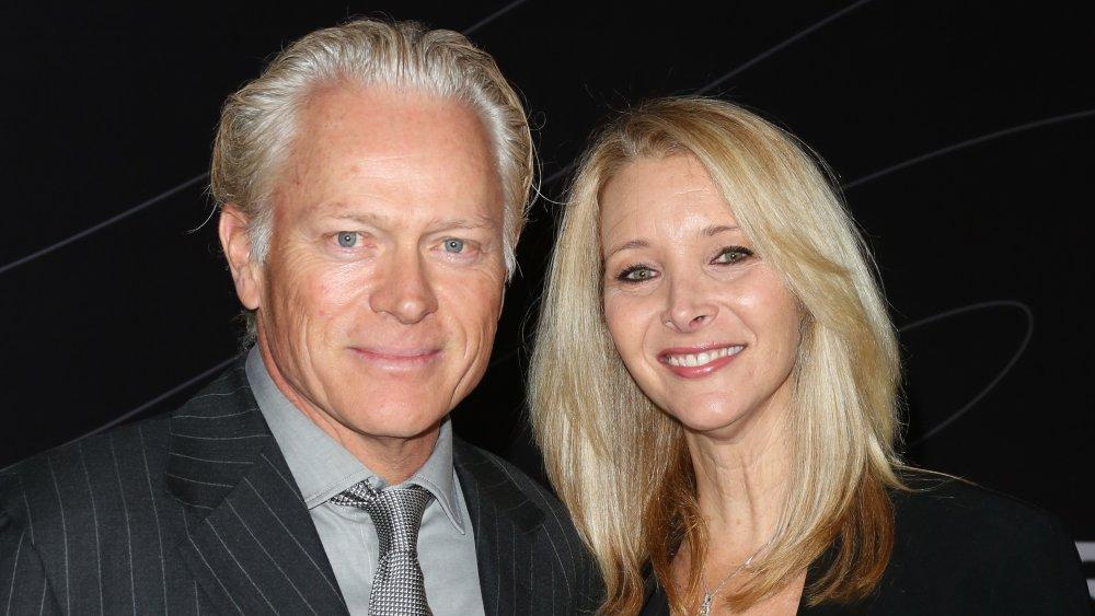Michael Stern et Lisa Kudrow à la réouverture du Peterson Automotive Museum