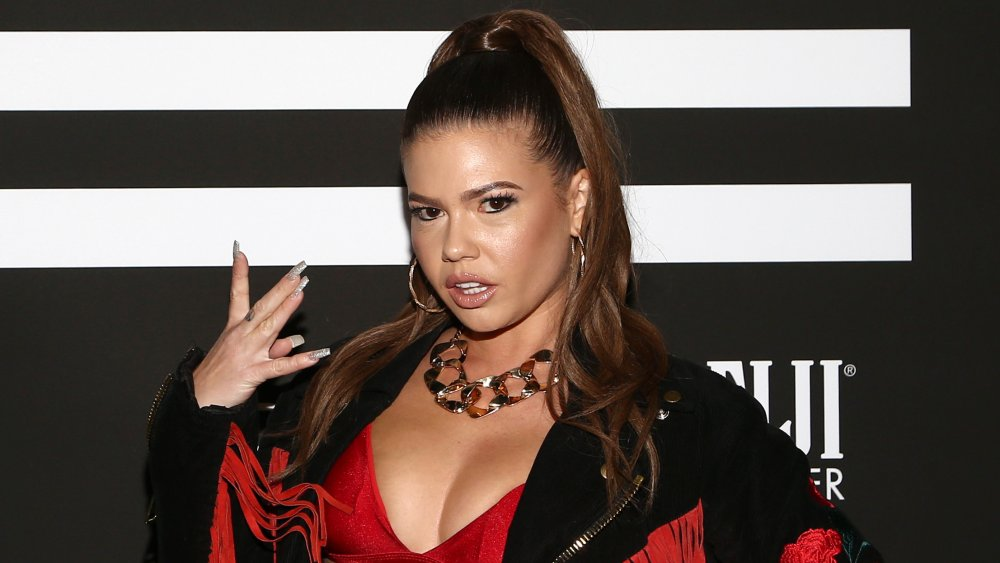 Chanel West Coast au Republic Records Grammy After Party en 2020