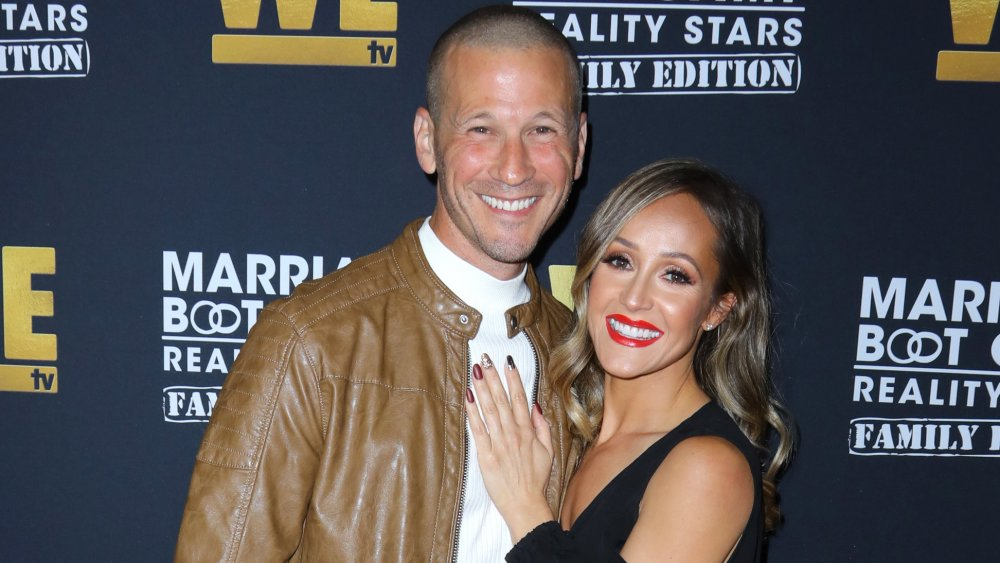 JP Rosenbaum et Ashley Hebert