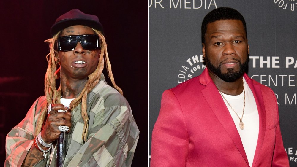 50 Cent and Lil Wayne