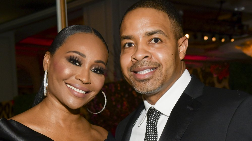 Cynthia Bailey et Mike Hill