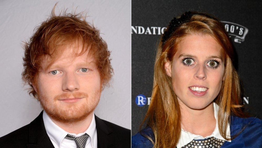 Ed Sheeran, Princess Beatrice
