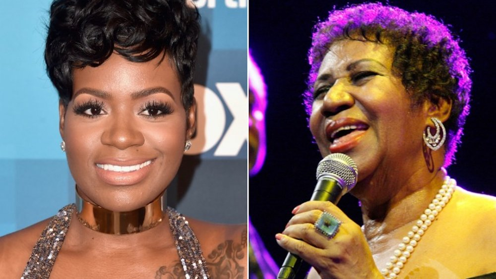 Fantasia Barrino, Aretha Franklin