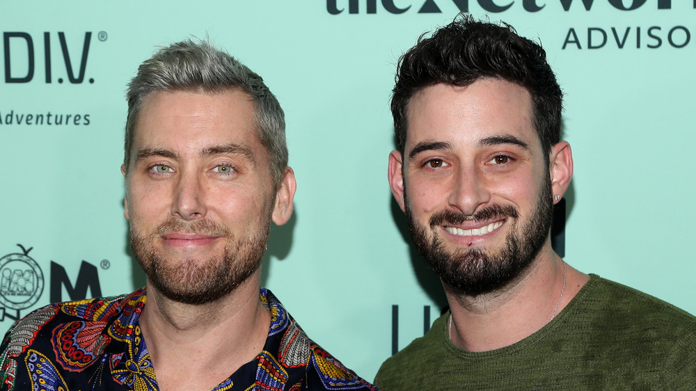 Lance Bass et Michael Turchin
