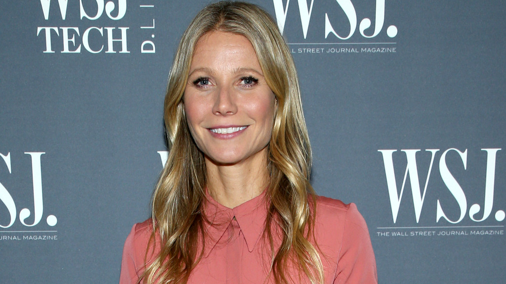 Gwyneth Paltrow souriant