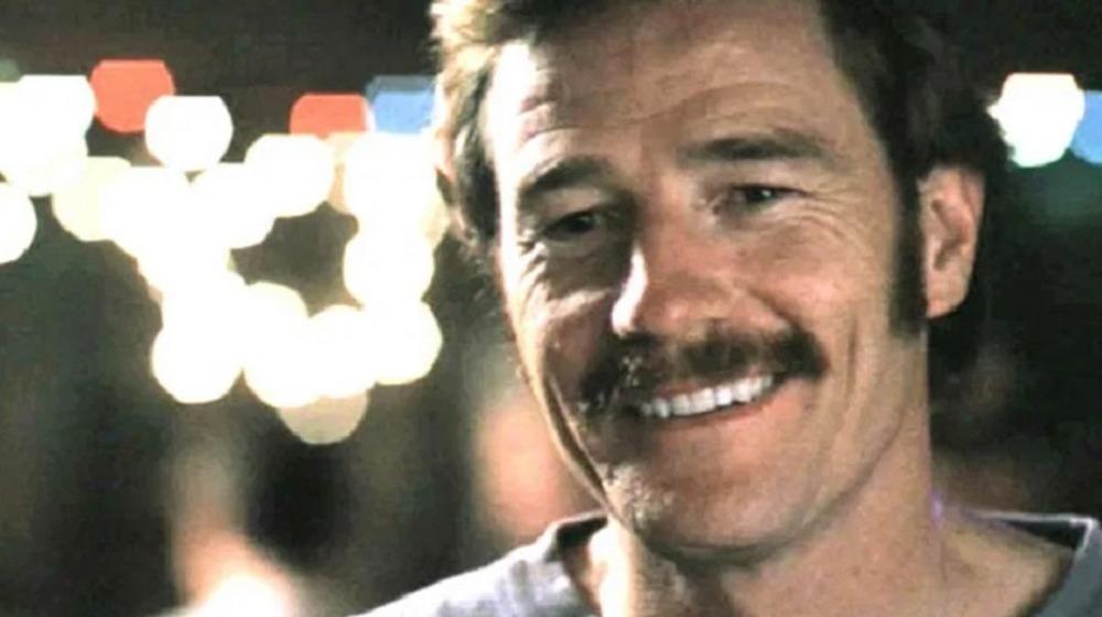 Bryan Cranston dans Last Chance, avec moustache
