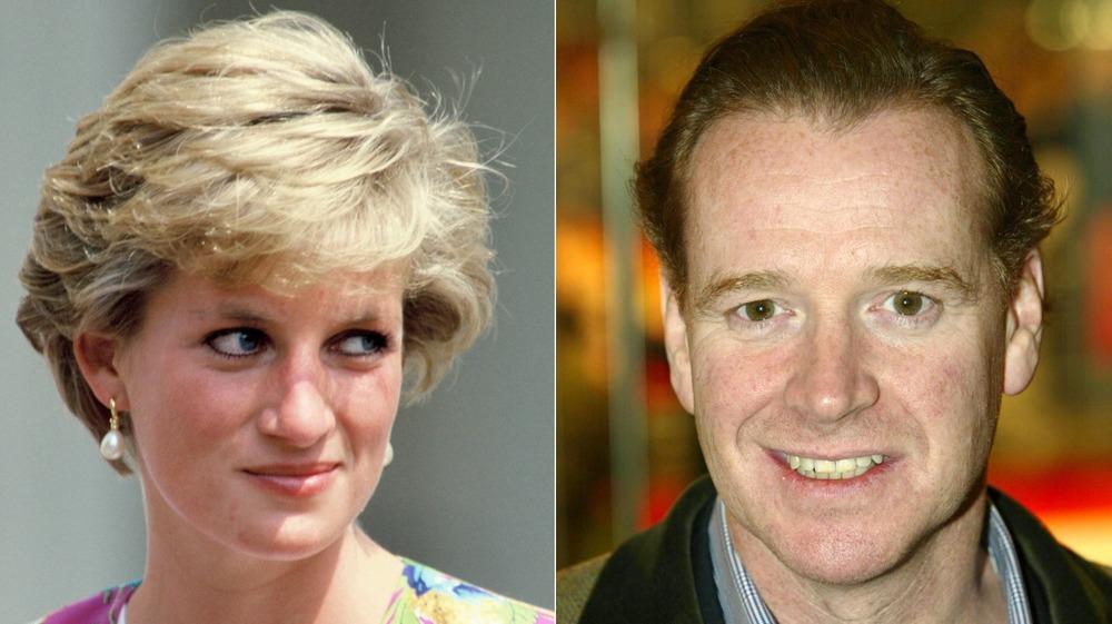 Princesse Diana, James Hewitt