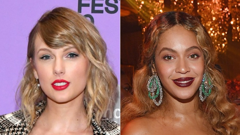 Taylor Swift et Beyonce
