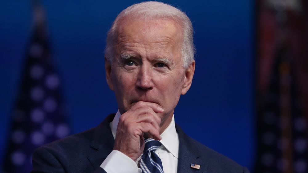 portrait de Joe Biden