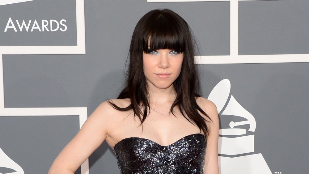 Carly Rae Jepsen aux Grammys