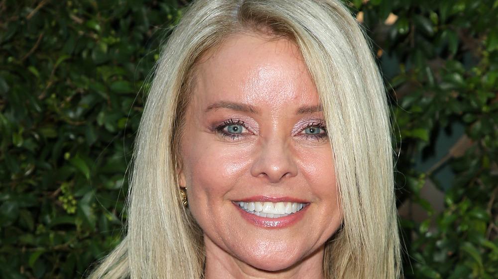 Kristina Wagner souriant lors d'un événement