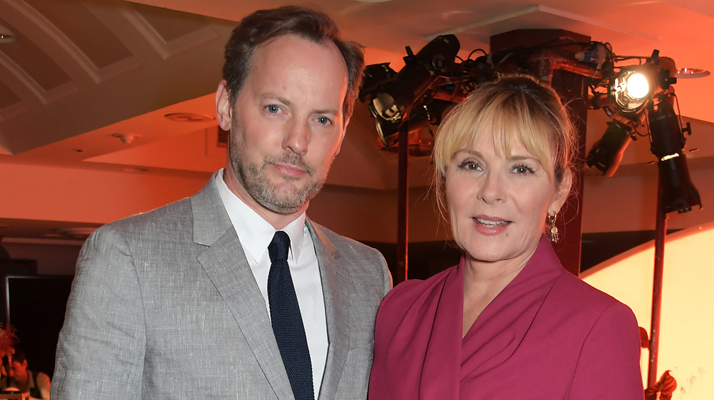 Russell Thomas et Kim Cattrall