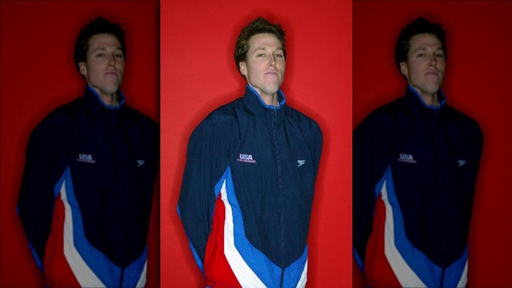 Klete Keller aux Jeux Olympiques