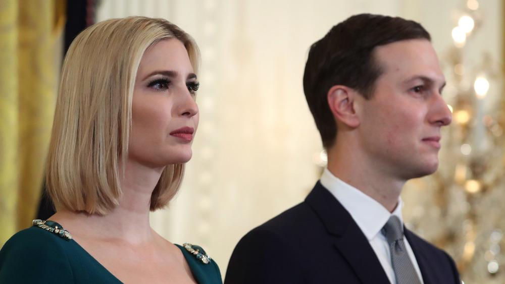 Ivanka Trump et Jared Kushner