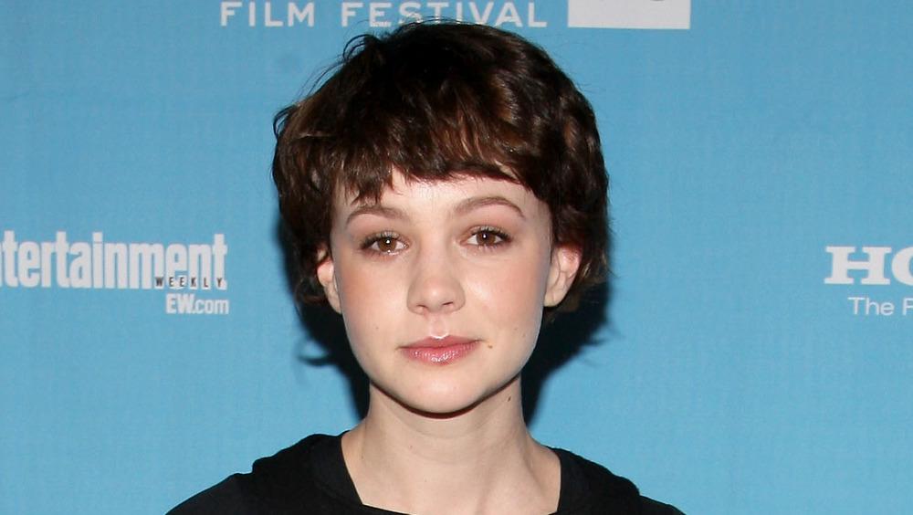 Expression neutre de Carey Mulligan