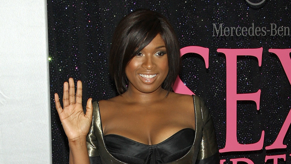 Jennifer Hudson lors d'un événement Sex and the City