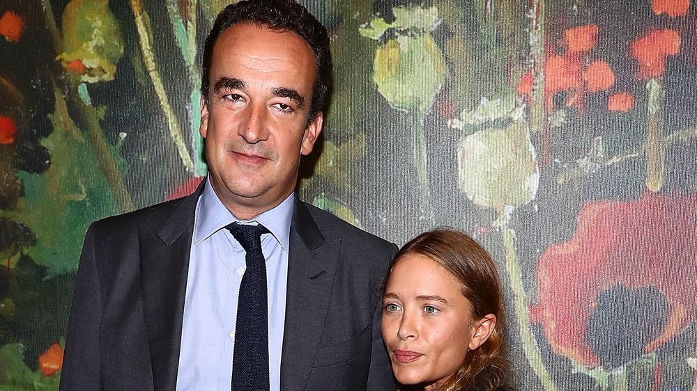 Mary-Kate Olsen avec Olivier Sarkozy