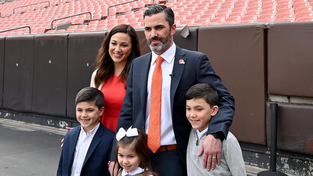 La famille Stefanski