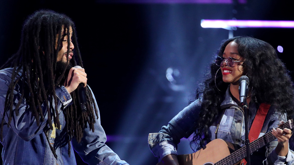 Skip Marley et HER aux NAACP Image Awards