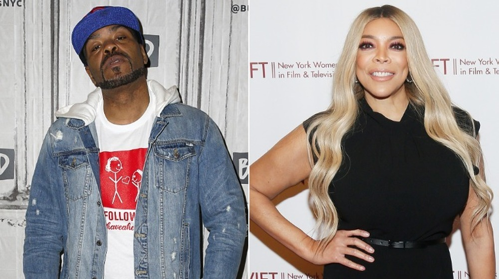 Wendy Williams et Method Man