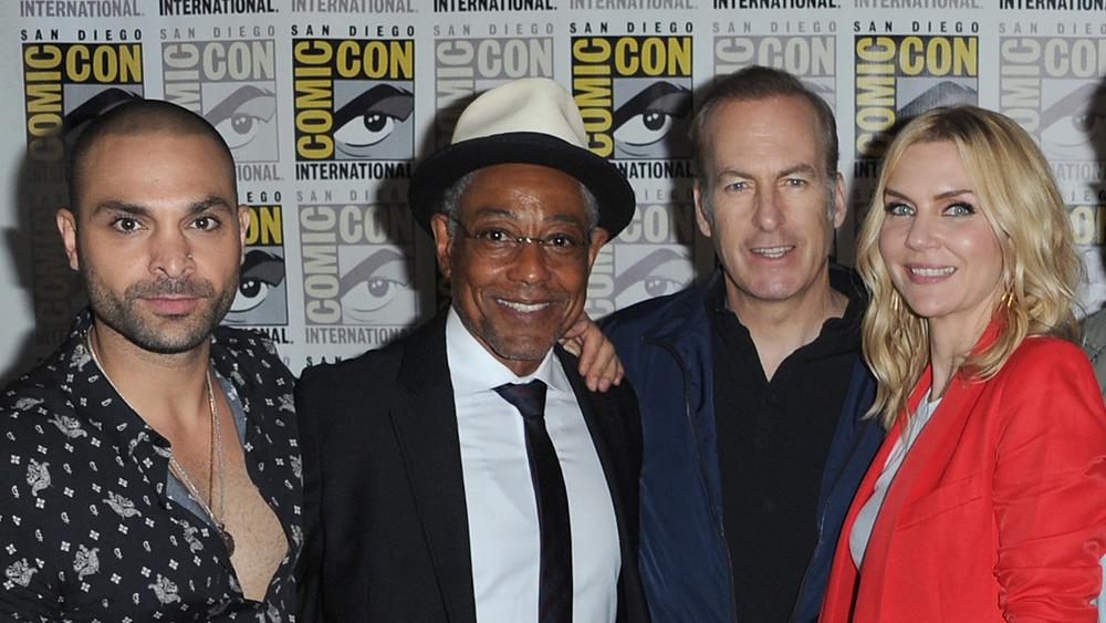 Better Call Saul joue au Comic-Con