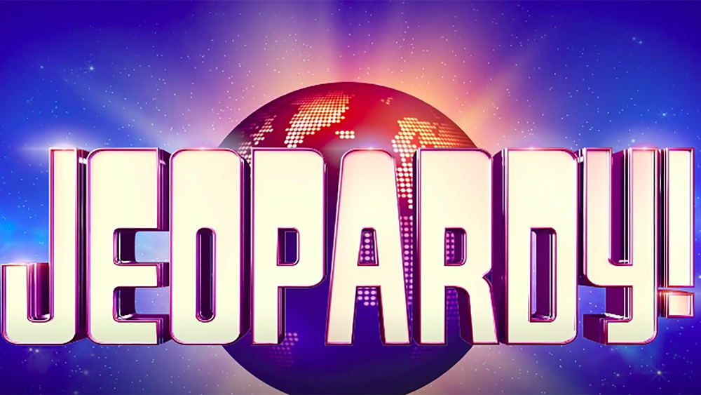 Le logo Jeopardy