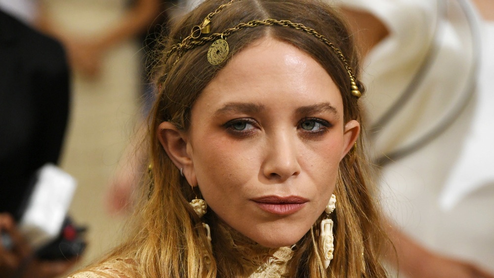 Mary-Kate Olsen au Met Gala