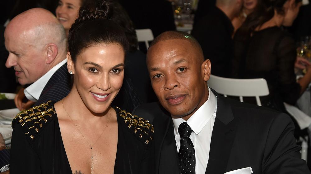 Nicole Young et le Dr Dre