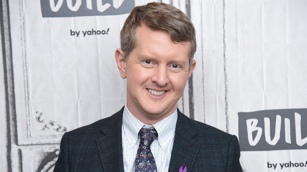 Ken Jennings souriant
