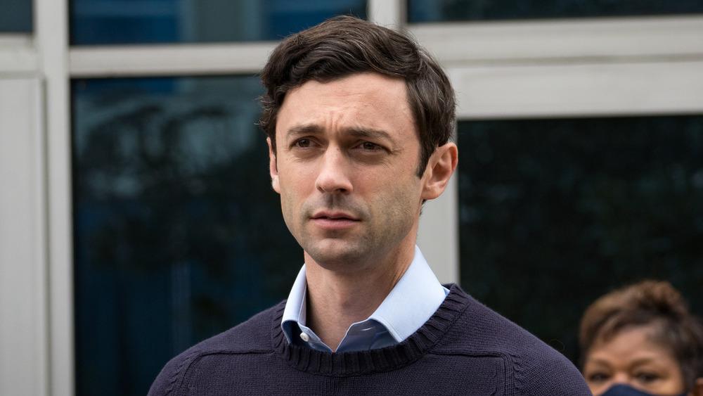 Jon Ossoff en campagne pour les élections sénatoriales de Géorgie de 2020