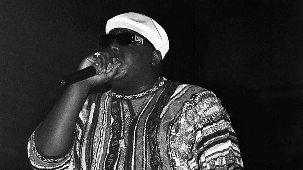 The Notorious BIG se produit dans l'Illinois 1995