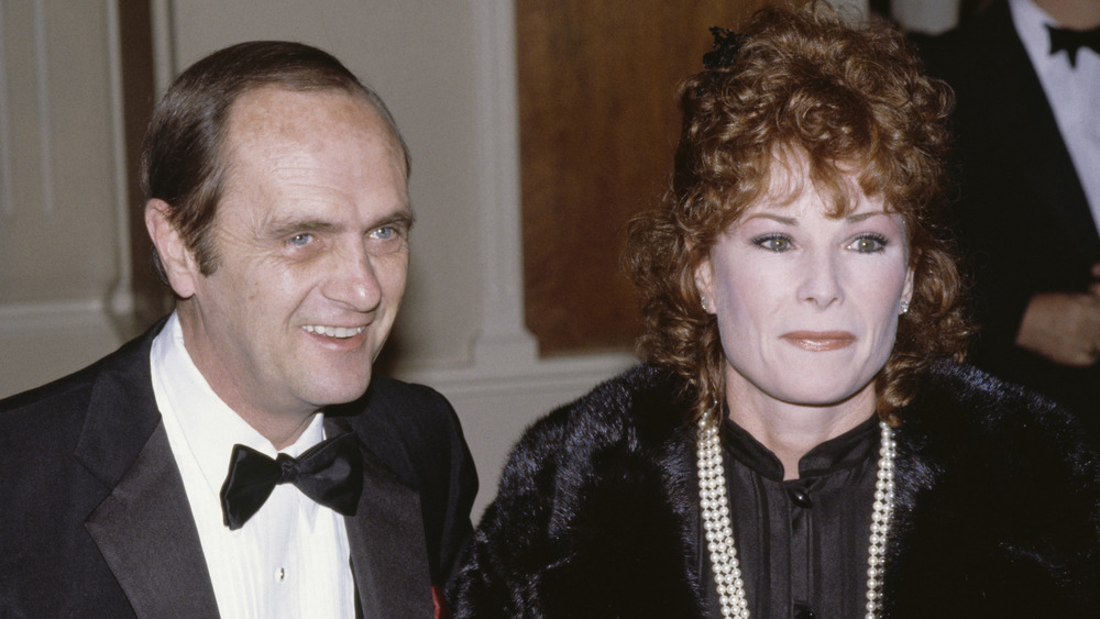 Bob et Ginnie Newhart souriant