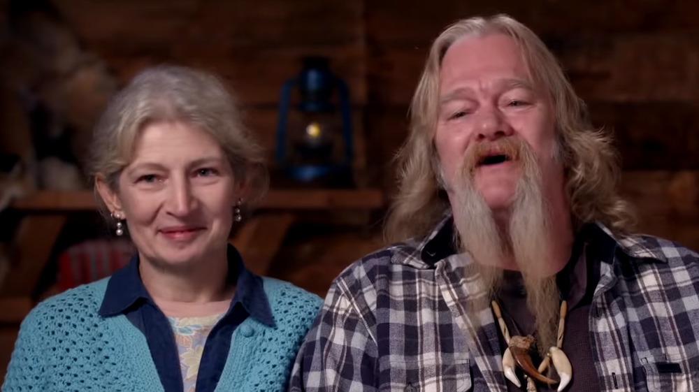 Billy et Ami Brown s'exprimant lors d'une interview confessionnelle