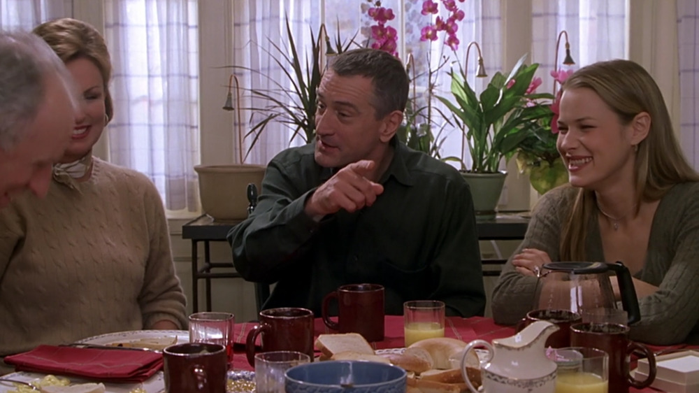 Nicole DeHuff dans Meet the Parents avec Robert DeNiro