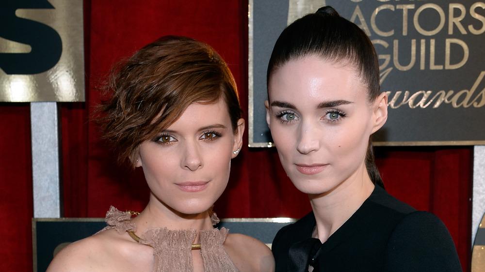 Kate Mara et Rooney Mara